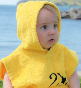 Poncho Towel - Child & Toddler